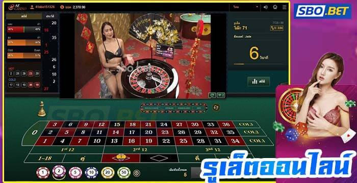 Sexy Roulette Gaming